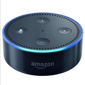Amazon Echo Dot Smart Assistant with Alexa - Black